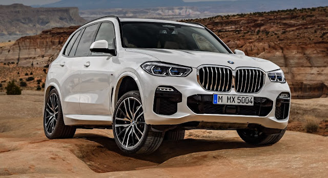 BMW, BMW X5, BMW X6, China, Donald Trump, Reports