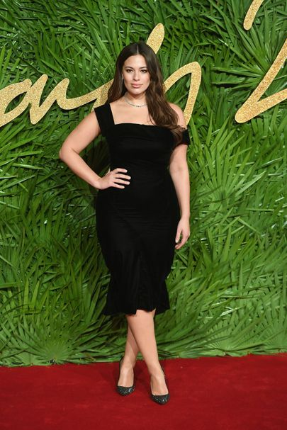 Ashley Graham in Vivienne Westwood Couture