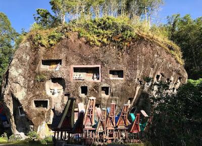 Batutumonga Tempat Berlibur di Kabupaten Toraja Utara