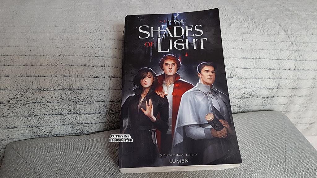 Chronique | Shades of Light