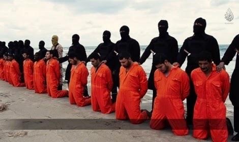 أسير لدى داعش يكشف سر هدوء ضحايا داعش قبل ذبحهم وعدم توترهم أو انفعالهم