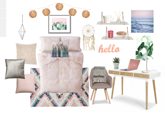 Interior Edit - Spring Refresh