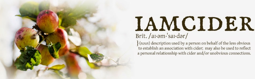 IAMCIDER: Documentary explorations into the world of Cider by Bill Bradshaw