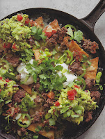 Nachos from Cali'flour Kitchen by Amy Lacey