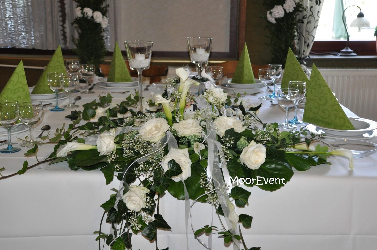 Efeu Hochzeit