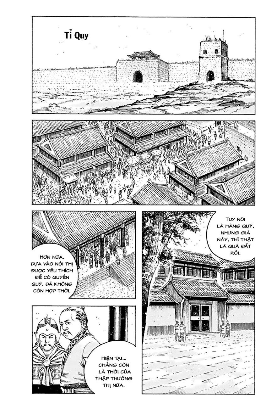 Hỏa phụng liêu nguyên Chương 500: Thập toàn tàn binh trang 2
