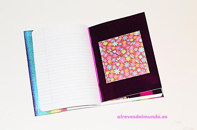 cuaderno bonito