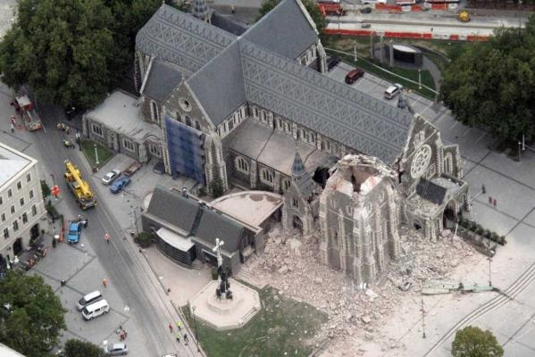 Pray For Christchurch: Anglican Down Under: Prayers For Christchurch Appreciated