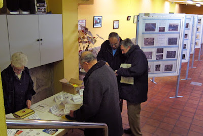 XIII Exposición de Coleccionismo Minero de Grucomi, Tudela Veguín