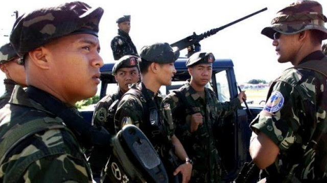 Bertempur 10 Jam Militer Filipina Lukai Wakil Pemimpin Abu Sayyaf Furuji Indama