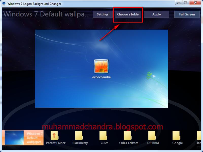 Free software tips trick komputer tutorial windows - Windows 7 wallpaper changer software ...
