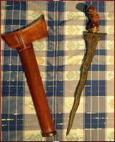 Senjata Tradisional Lampung