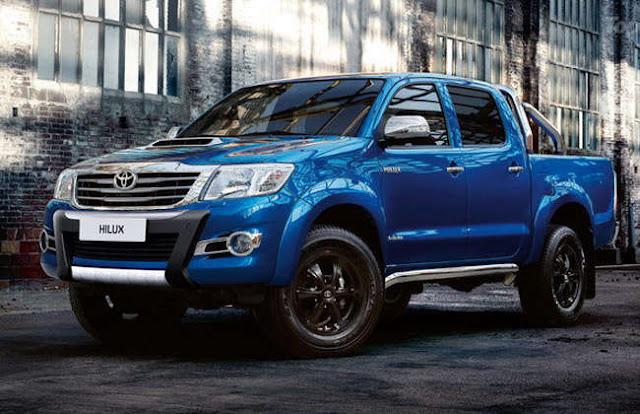 List of Toyota Hilux Types Price List Philippines