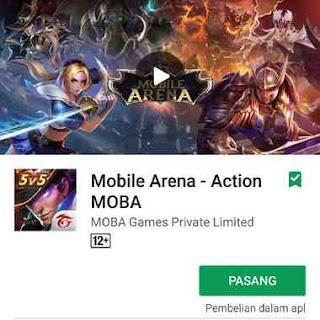 Mobile Arena Garena