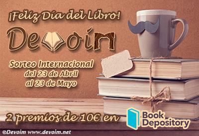 ¡Feliz Día del Libro 2018! - SORTEO(s)