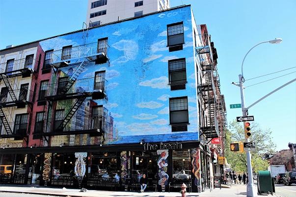 East Village: en av mina favoritstadsdelar i New York