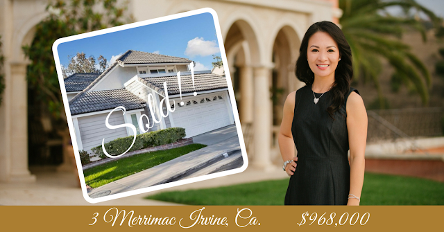 3 Merrimac Irvine Sold Data