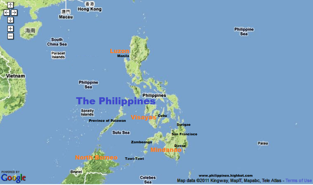 Philippine Sea Map West Philippines Sea is not Philippines   South China Sea is not