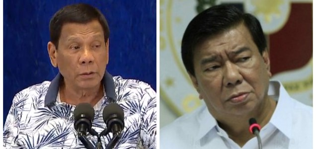 "President Duterte reacts to Sen. Drilon's criticism: ""Ilang kilometrong kalsada ang magagawa sa presyo ng coliseum ni Drilon?"" 