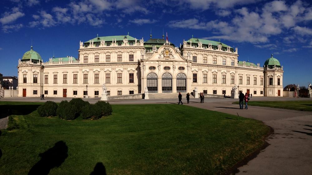 Belweder w Wiedniu atrakcja Wiednia