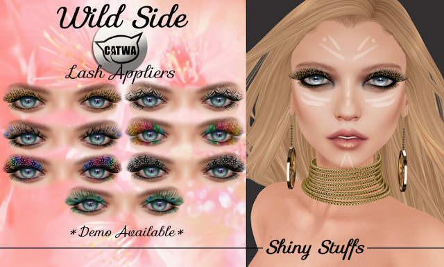 Shiny Stuffs Wild Side Lashes