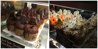 darth vader bb-8 cupcakes disney world