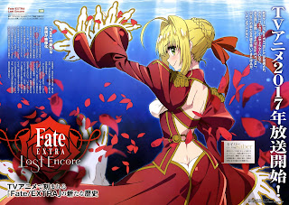 Fate/Extra - Last Encore