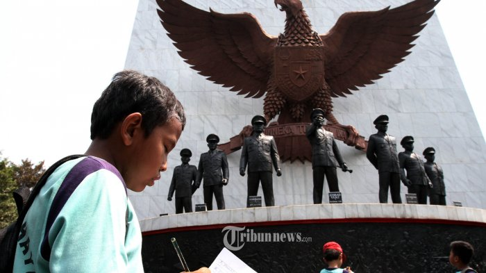 Menjelang Peringatan G30S/PKI, Museum Lubang Buaya Mendadak Di Tutup