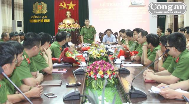 CA tỉnh Nghệ An thông tin chính thức về vụ việc