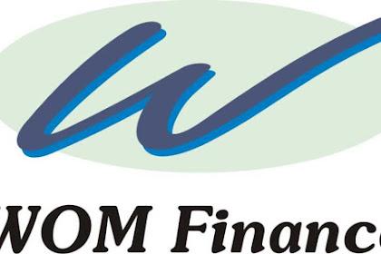 Lowongan Kerja PT WOM Finance Paling Baru 2018
