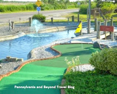 Harbor Light Mini Golf in Wildwood Crest - New Jersey