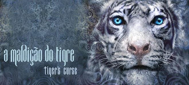último Livro Da Série A Maldição Do Tigre De Colleen Houck Está