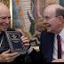 Arzobispo Católico se Reúne con Apóstol Quentin L Cook y recibe el Libro de Mormón