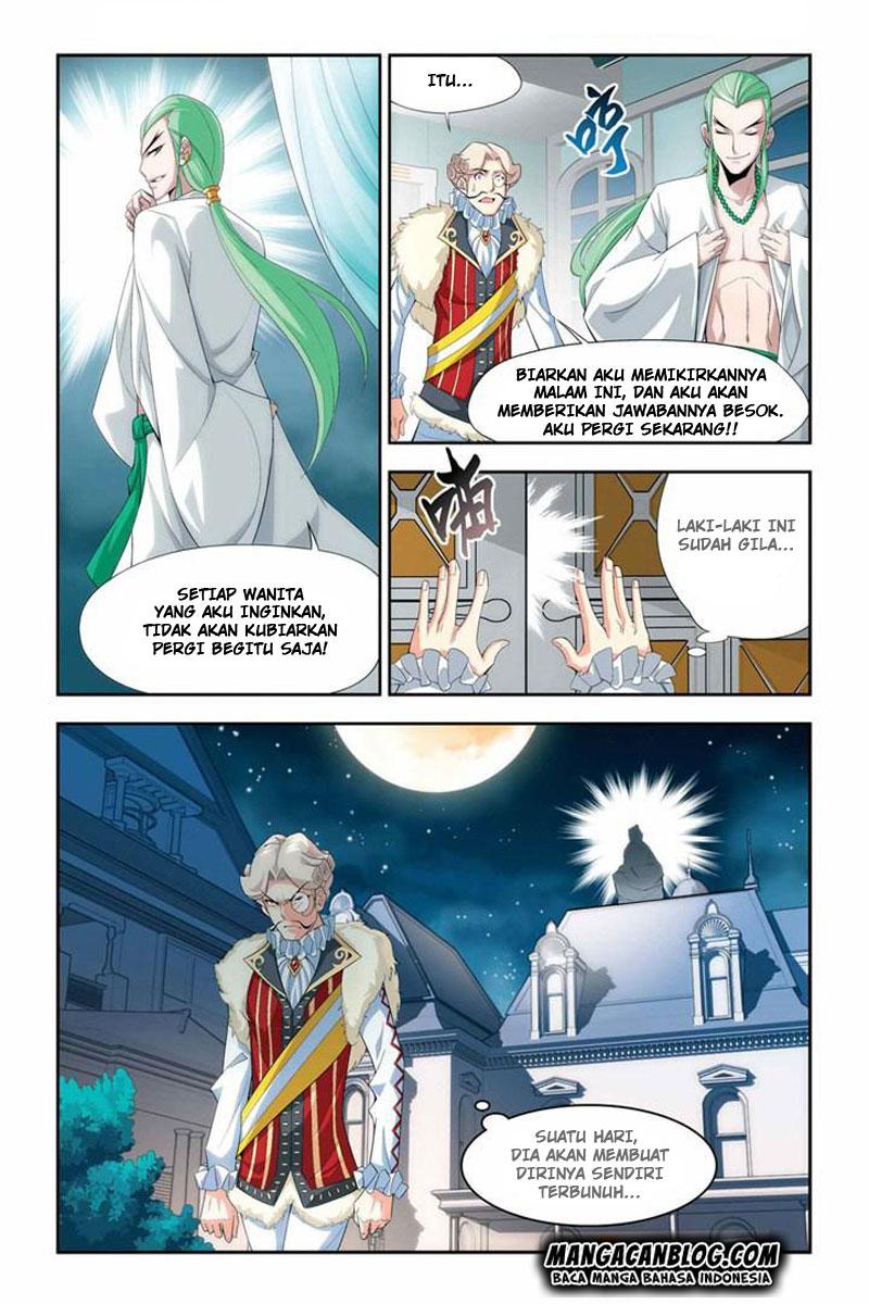 Battle Through Heaven Chapter 17-9