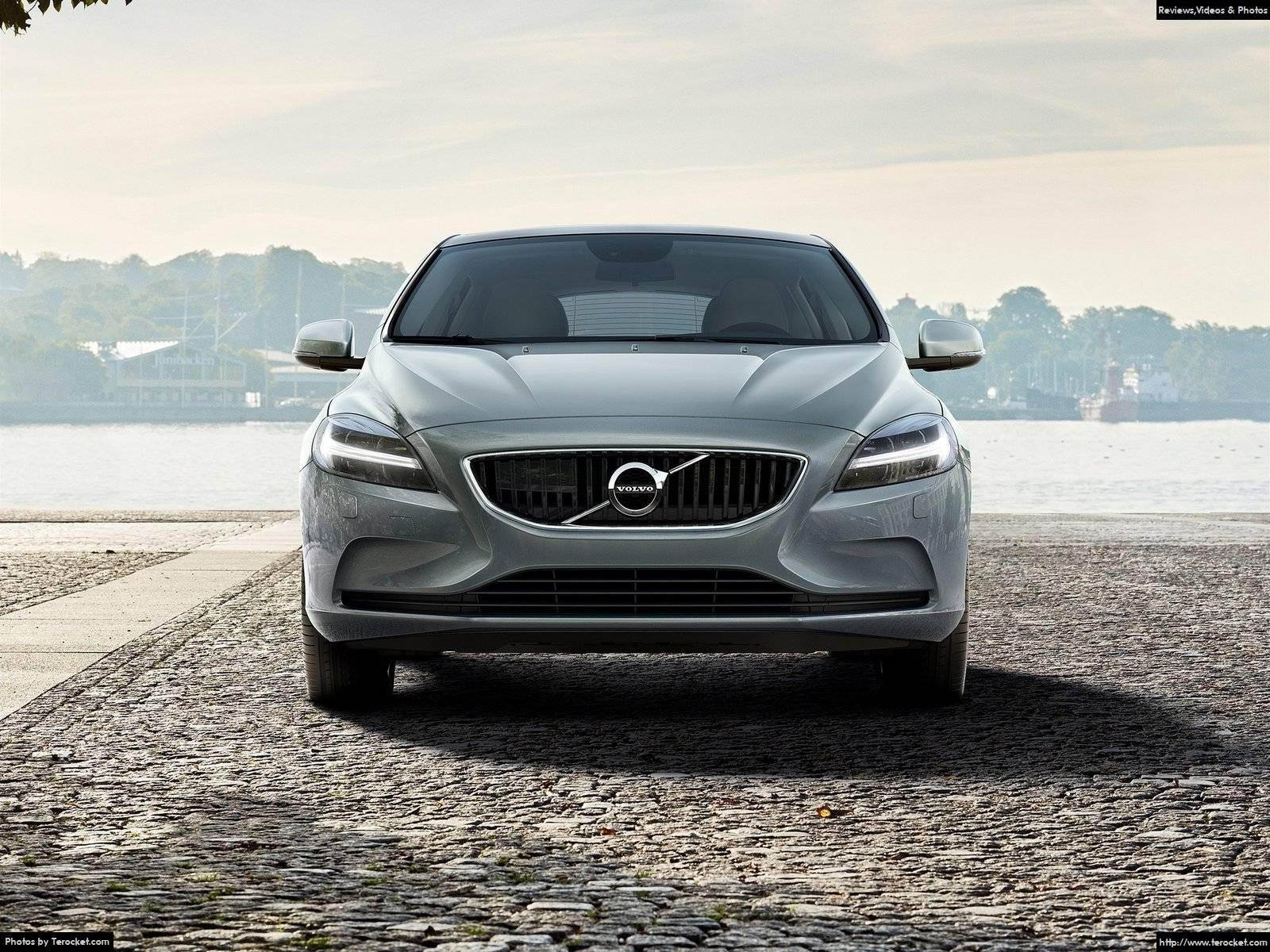 Hình ảnh xe ô tô Volvo V40 2017 & nội ngoại thất