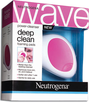 Wave Facial Cleanser 9