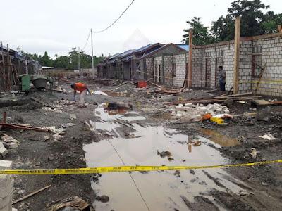 Polisi Tangani Kasus Penemuan Mayat di Perumahan Graha Nendali