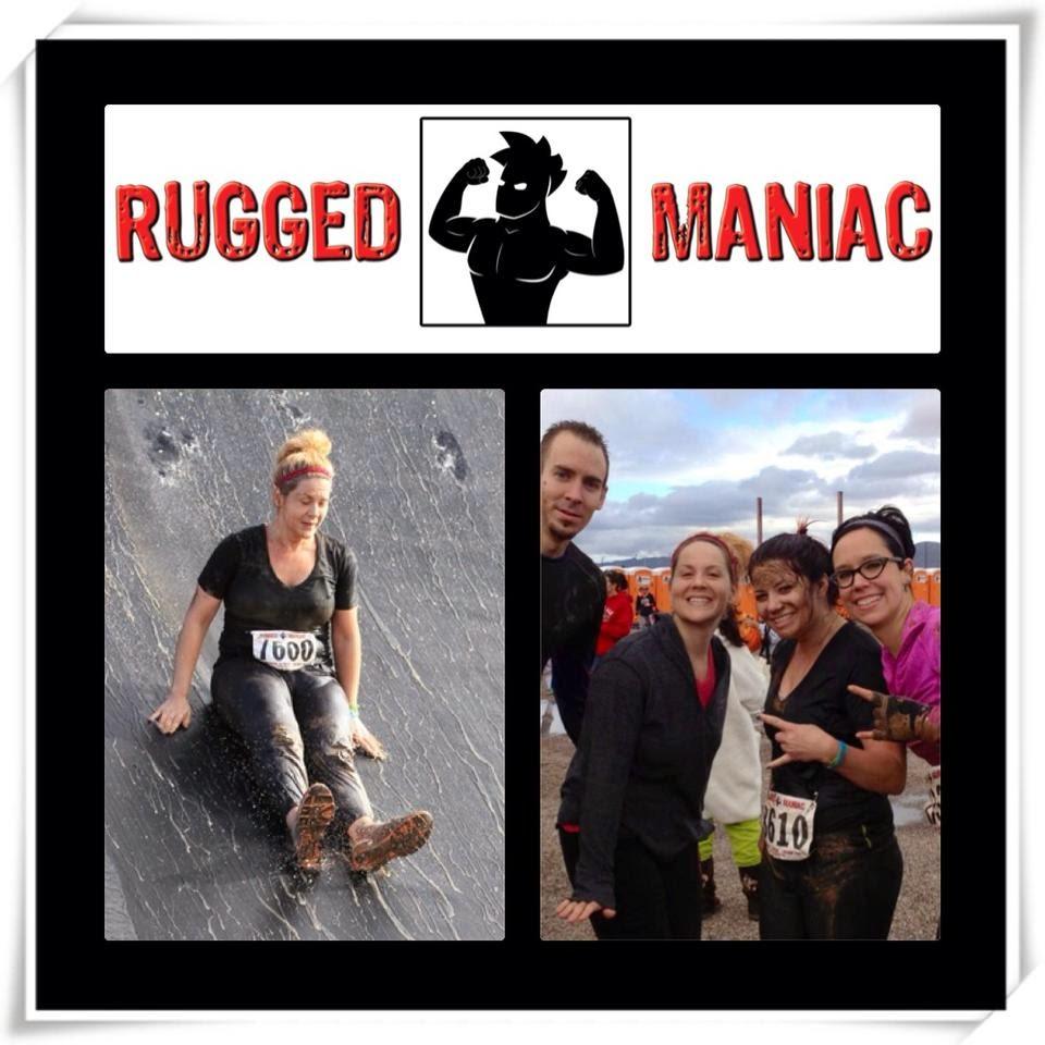 11.22.13: Rugged Maniac 5k