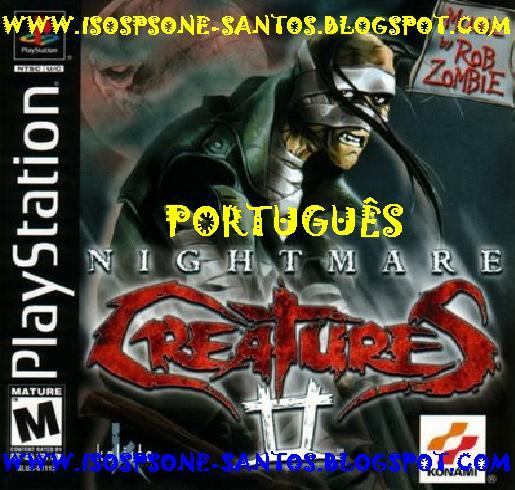 NIGHTMARE CREATURES 2 (PORT.) (208 MB)