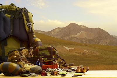 Equipamiento para acampar en Islandia