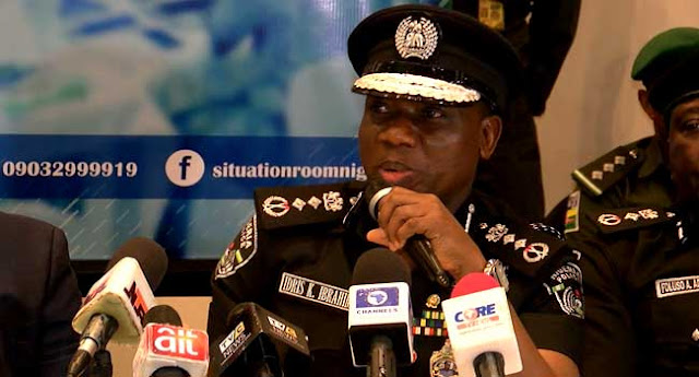 Inspector General of Police (IGP) Orders Immediate Reorganisation Of SARS Nationwide