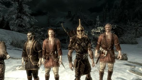 Games Identity: Review: The Elder Scrolls V: Skyrim