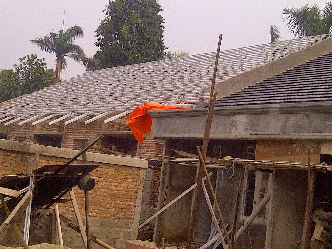 jarak reng baja ringan kanopi spesialis i renovasi atap ...