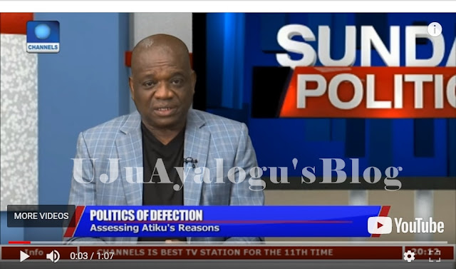WATCH VIDEO..We will force President to run in 2019 - Orji Kalu