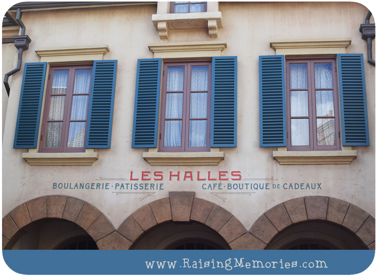 Les Halles in France World Showcase Epcot