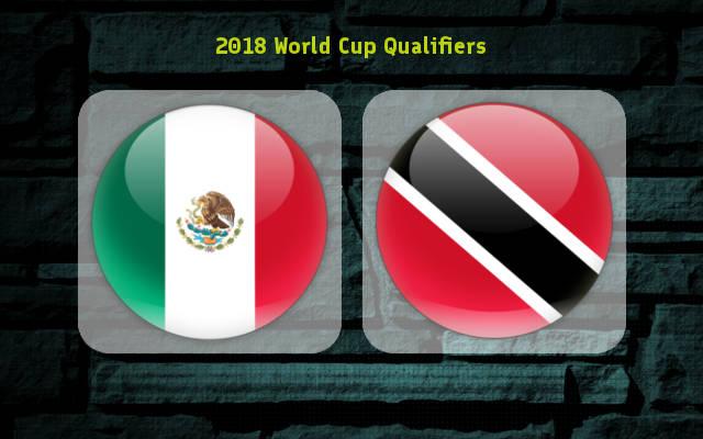 Mexico vs Trinidad and Tobago Full Match & Highlights 7 October 2017