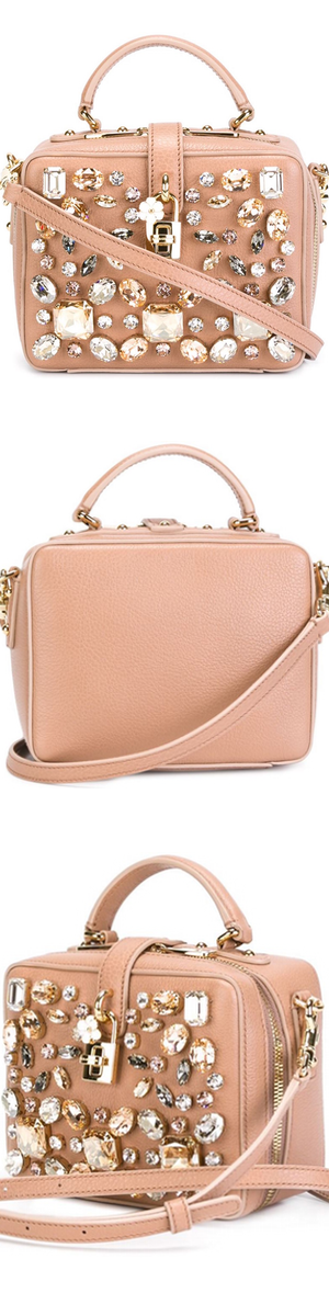 DOLCE & GABBANA 'Dolce' Shoulder Bag