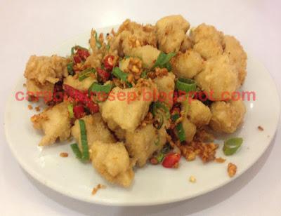 Foto Resep Tahu Cabe Garam Crispy D'Cost Pedas Renyah Gurih Sederhana Spesial Asli Enak