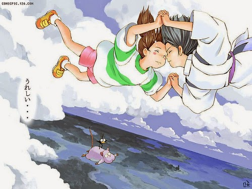 JAV spirited Away