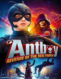 Antboy  Revenge of the Red Fury  2014